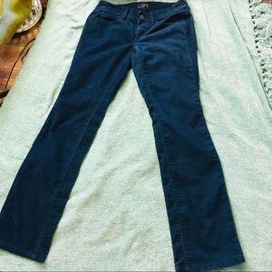 Ann Taylor Jeans - Ann Taylor soft corduroy pants